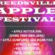 Reedsville Apple Festival